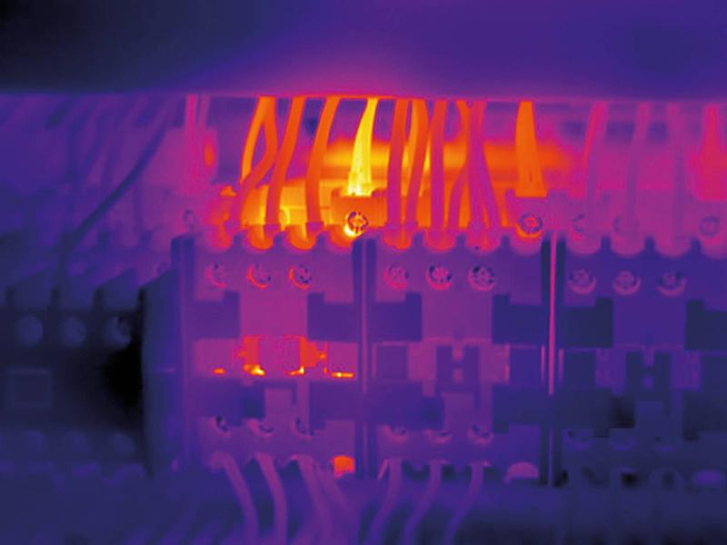 Kaiserteam Elektroinstallationen GesmbH_THERMOGRAFIE