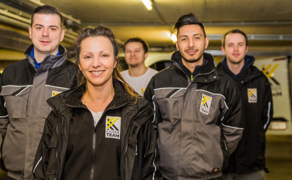 Kaiserteam Mitarbeiter 2